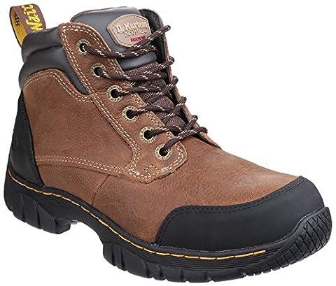 Dr Martens Mens & Womens Riverton SB Lace up Hiker SRC Safety Boots