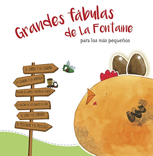 Grandes fábulas de La Fontaine para los más pequeños por Varios Autores