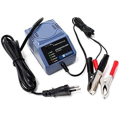 H-Tronic AL 600plus für 2/6/12V Batterien Automatiklader Batterieladegerät