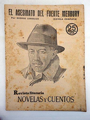 REVISTA LITERARIA NOVELAS Y CUENTOS 108. EL ASESINATO DEL FUERTE MEDBURY