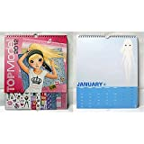 Album schafft ihr Kalender Disney Top Model 30 x 25 cm