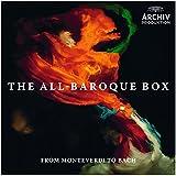 Le Coffret Baroque : De Monteverdi A Bach
