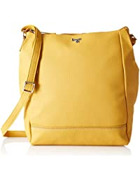 Baggit Women's Sling Bag (Mango)