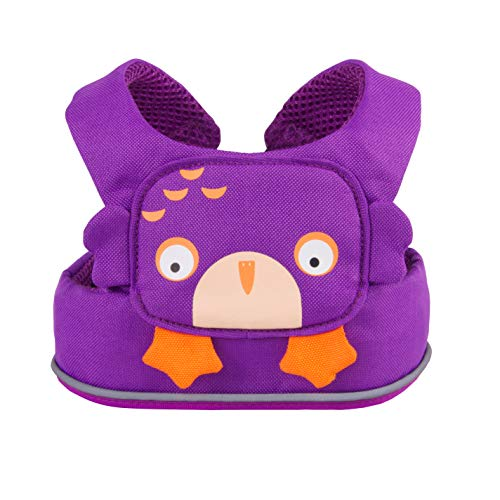 Trunki ToddlePak - Arnés infantil para caminar - Búho Ollie (Violeta)