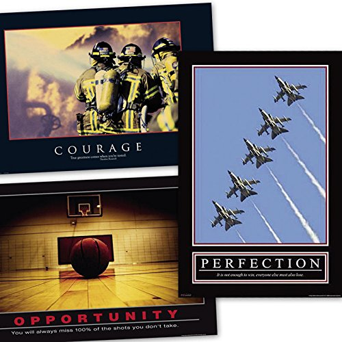 empire-lot-de-3-posters-barney-stinson-how-i-met-your-mother-courage-opportunity-perfection