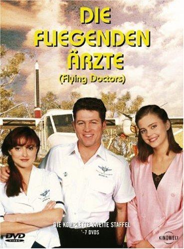 Die fliegenden Ärzte - Die komplette zweite Staffel [7 DVDs]