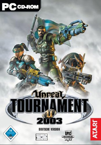 Unreal Tournament 2003 (dt.)