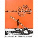 DIE CSARDASFUERSTIN - arrangiert für Klavierauszug [Noten/Sheetmusic] Komponist : KALMAN EMMERICH