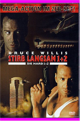 Stirb Langsam 1+2 [2 DVDs]