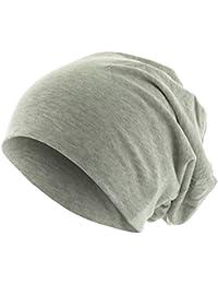 Masterdis Jersey Beanie, Farbe:heather grey