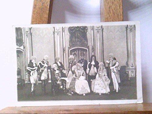 AK Heilbronn / Theater / Darsteller / Bühnenstück / Barocke (Theater Kostüme Barock)