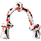 Pupkart Super Cotton, Plastic and Rubber Dog Rope Toy, XL