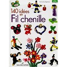 140 idées en fil chenille