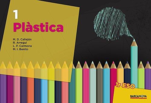 Plàstica 1r ESO. Llibre de l ' alumne (ed. 2015) (Materials Educatius - Eso - Educació Visual I Plàstica) - 9788448936259 (Arrels) por M.D. Callejón