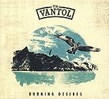 Burning Desires (Digipak) - Tim Vantol