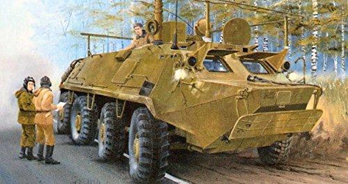 Trumpeter TP1576 BTR-60PU KIT 1:35 MODELLINO Model kompatibel mit -
