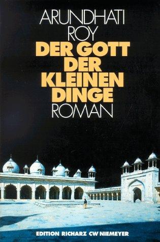 Der Gott der kleinen Dinge: Roman (Edition Richarz im Verlag C W Niemeyer. Grossdruckreihe / Bücher in grosser Schrift)