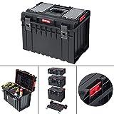 QBRICK PROFI 450 Werkzeugkoffer System Werkzeugkasten Kiste Box Werkzeugbox Sortimentskasten 58x38cm Werkzeugkiste