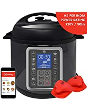Mealthy Multi-Pot 9-in-1 Programmable Pressure Cooker 6 Litr