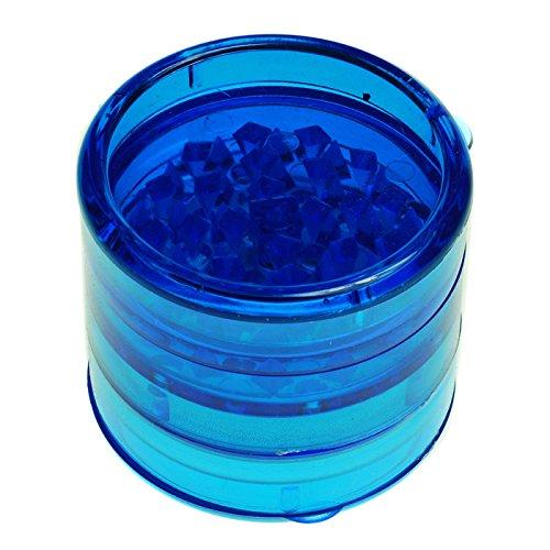 ATOMIC GRINDER TASCABILE IN PLASTICA MULTI COLORE 3x3 cm