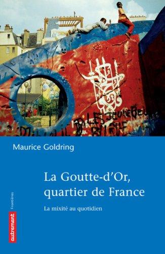 La Goutte-d'Or, quartier de France : La mixité au quotidien par Maurice Goldring