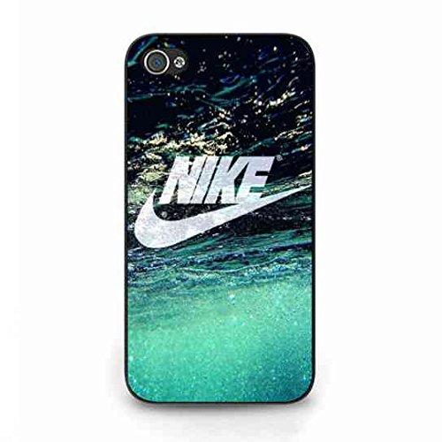 Célèbre Nike Logo Phone Coque For iPhone 4/iPhone 4S Sport Logo Coque Nike  BD51