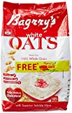 #3: Bagrry's White Oats, 1kg with Free White Oats, 200g