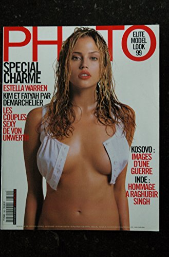 PHOTO 360 SPECIAL CHARME ESTELLA WARREN DELIRES COUPLES VON UNWERTH DEMARCHELIER par Les Trésors d Emmanuelle