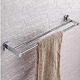 DEED Hardware Wand Anhänger Voller Kupferrohr Doppel Doppel Badezimmer Regale Handtuchhalter Papierhandtuch Rack Lagerregal