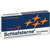Preisvergleich für Schlafsterne Tabletten, 20 St.