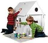 CALAFANT - Spielhaus zum Anmalen