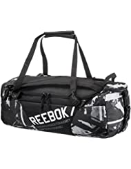 Reebok Motion Sac de Sport Garçon, Noir, Taille Unique