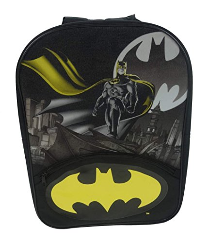 Oficial DC Comics Batman con capucha arco Mochila infantil
