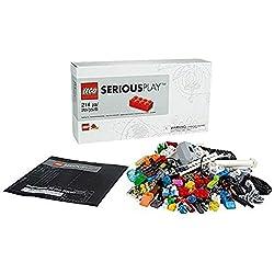 LEGO Serious Play Starter Kit 219pieza (S) Set da Costruzione–Gioco di costruzioni, 6anno (S), 219pezzo (S)