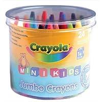 Crayola Mini Kids Jumbo Crayons