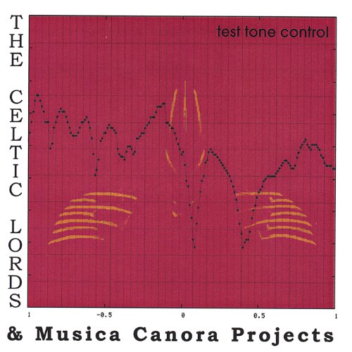 Test Tone Control (Audio Test Ton Cd)