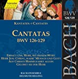 Edition Bachakademie Vol. 40 (Geistliche Kantaten BWV 126-129)