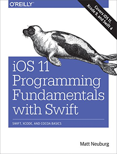 IOS 11 Programming Fundamentals with Swift: Swift, Xcode, and Cocoa Basics (Cocoa Swift Programmierung)