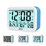 Best Alarm Clocks For Kids - jiemei Digital Alarm Clock, Home Loud Alarm Clocks Review