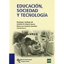 Educación, Sociedad y Tecnología (Manuales)