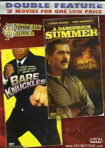 Bild von BARE KNUCKLES+A DANGEROUS SUMMER[SLIM CASE][DOUBLE FEATURE]