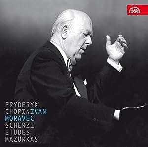 Chopin: les 4 Scherzos, Etudes, Mazurkas