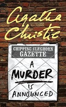 A Murder is Announced (Miss Marple) (Miss Marple Series Book 5) by [Christie, Agatha]