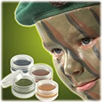 HM Armed Forces - Camouflage Face Paint