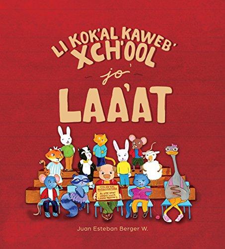Li kok'al kaweb xch'ool jo' laa'at por Juan Esteban Berger