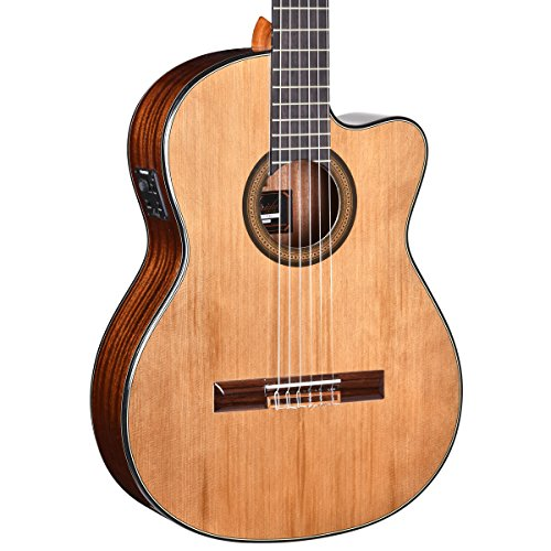 merida-trajan-t-5ces-electro-classical-guitar-cutaway-solid-spruce-top