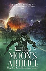 Moon's Artifice (Empire of a Hundred Houses Series Book 1)