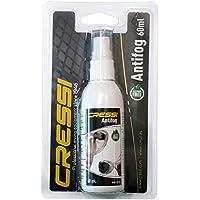 Cressi Premium Anti Fog Spray Antiappanante per Maschere Sub e Occhialini Nuoto, 60 ml
