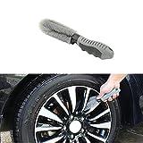 finoki universale Spazzola di pulizia auto waschbuerste Cerchioni, Spazzola Spazzola Per Pulizia Di Cerchi in Lega Cerchi in acciaio