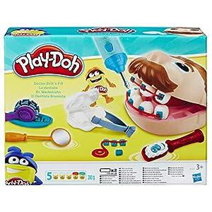 dentistas: Play-Doh - Dentista Bromista (Hasbro B5520EU4)